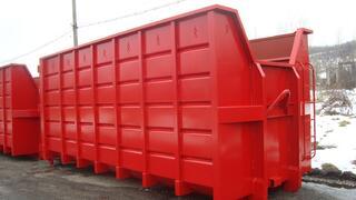 Container deschis