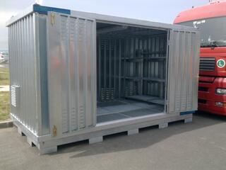 Container Zincat