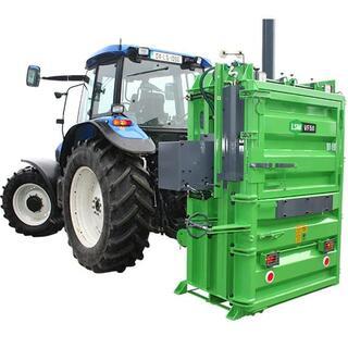 Presa pentru deseuri agricole LSM – VF50
